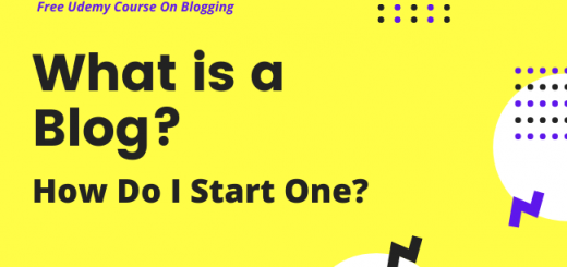 What is a blog and how do i start one?
