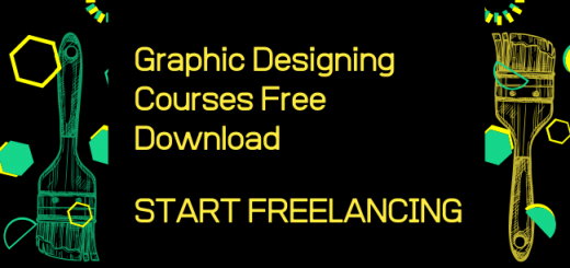 Free graphic designing course download and start freelancing