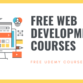 Free web development courses