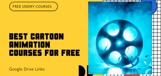 Best Cartoon Animation Software Courses For Free