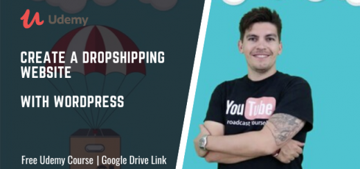 Create A Dropshipping Website With Wordpress