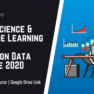Data Science & Machine Learning Hands-on Data Science 2020