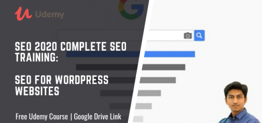 SEO 2020 Complete SEO Training: SEO for WordPress Websites