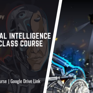 Artificial Intelligence Masterclass Course