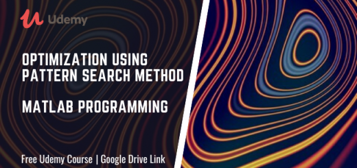 Optimization Using Pattern Search Method MATLAB Programming