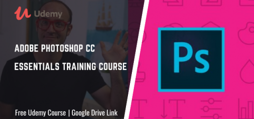 Adobe Photoshop CC Essentials Training Course
