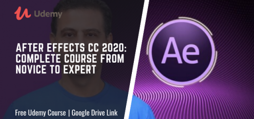 After Effects CC 2020: Complete Course from Novice to Expert