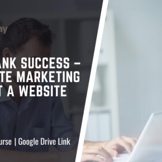 ClickBank Success – Affiliate Marketing Without A Website