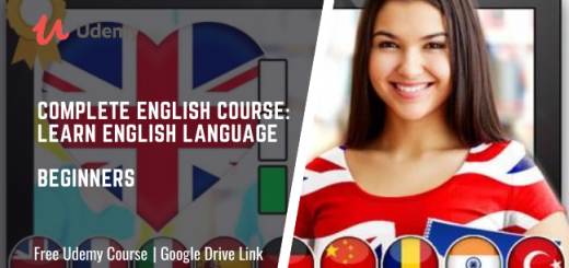 Complete English Beginners Course