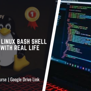 Complete Linux Bash Shell Scripting with Real Life Examples