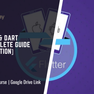 Flutter and Dart The Complete Guide 2020 Edition