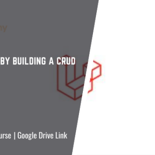 Laravel 7 by building a CRUD Project