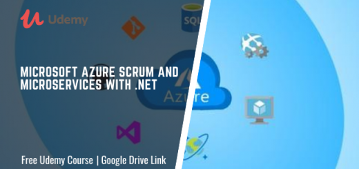 Microsoft Azure SCRUM and MicroServices with .NET