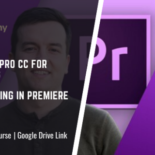 Premiere Pro CC for Beginners Video Editing in Premiere