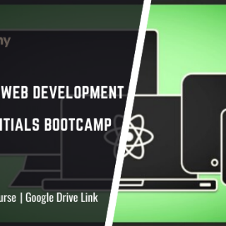 React JS Web Development - The Essentials Bootcamp