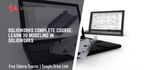 SolidWorks Complete Course: Learn 3D Modeling in SolidWorks