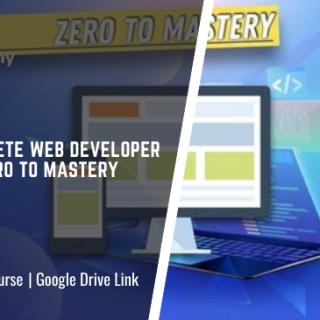 The Complete Web Developer in 2020 Zero to Mastery