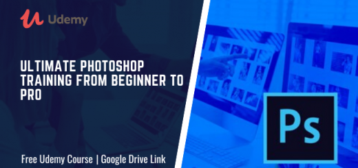 Ultimate Photoshop Training From Beginner to Pro