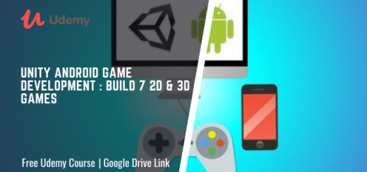 Unity Android Game Development Build 7 Games