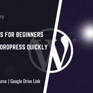 WordPress for Beginners - Master WordPress Quickly