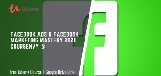 Facebook Ads & Facebook Marketing MASTERY 2020