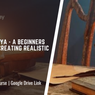 Learn Maya - A Beginners Guide to Creating Realistic Scenes