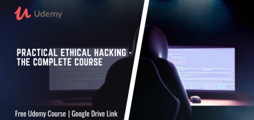 Practical Ethical Hacking The Complete Course
