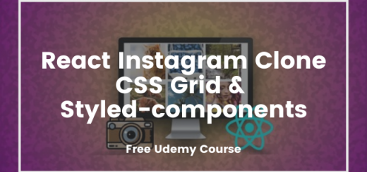 React Instagram Clone - CSS Grid & Styled-components