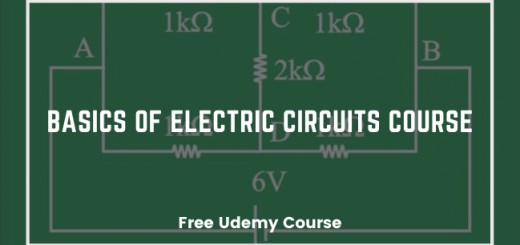 Basics of Electric Circuits Course