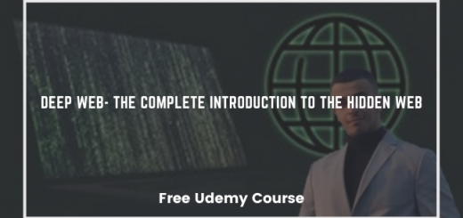Deep Web- The complete Introduction to the hidden web