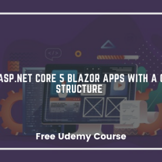 Build ASP.NET Core 5 Blazor apps with a clean structure