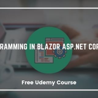Programming in Blazor ASP.NET Core 5